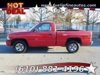 1995 Dodge Ram Pickup 1500 WS Reg. Cab 6.5-ft. Bed 2WD 5-Speed Manual