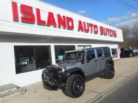 2015 Jeep Wrangler Unlimited 4x4 Willys Wheeler Edition 4dr SUV