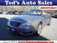 2013 Chrysler 200 Convertible Limited 2dr Convertible