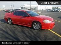 Used 2006 Chevrolet Monte Carlo SS Coupe in Bloomington, IL