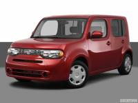 2012 Nissan Cube 1.8 S (CVT) Wagon
