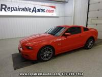 2014 Ford Mustang NON REPAIRABLE TITLE -Repairable Water Damage