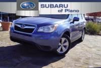 Certified Used 2016 Subaru Forester 2.5i Premium Near Dallas