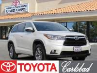 2015 Toyota Highlander SUV Front-wheel Drive in Carlsbad
