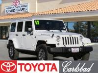 2017 Jeep Wrangler Unlimited Rubicon 4x4 SUV 4x4 in Carlsbad