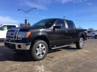 2011 Ford F-150 4x4 Lariat 4dr SuperCrew Styleside 5.5 ft. SB