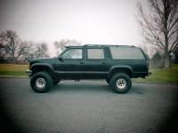 1992 Chevrolet Suburban K1500