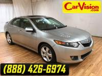 2010 Acura TSX LEATHER MOONROOF