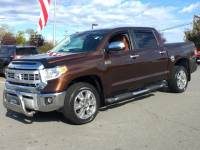 2015 Toyota Tundra 4WD Platinum Truck For Sale in Woodbridge, VA