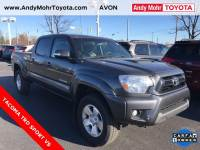 Certified Pre-Owned 2015 Toyota Tacoma TRD SPORT 4WD 4D Double Cab