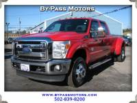 2011 Ford F-350 SD XLT Crew Cab Long Bed DRW 4WD