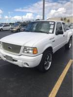 2001 Ford Ranger 2dr SuperCab Edge Plus 2WD Styleside SB