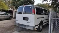 1998 Chevrolet Express Passenger 3dr G3500 LS Passenger Van