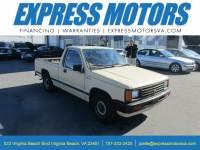 1988 Mitsubishi Mighty Max Reg. Cab 2WD