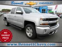 Certified Pre-Owned 2018 Chevrolet Silverado 1500 LT Four Wheel Drive Crew Cab Pickup