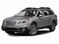 Used 2015 Subaru Outback 2.5i Premium Pzev for sale on Cape Cod, MA