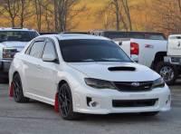 2013 Subaru Impreza AWD WRX Limited 4dr Sedan