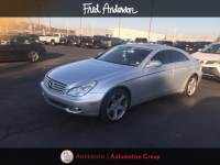 Pre-Owned 2006 Mercedes-Benz CLS-Class 500 Sedan For Sale   Raleigh NC