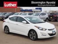 2015 Hyundai Elantra Limited Sedan in Bloomington