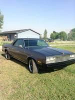 1986 Chevrolet El Camino 2dr Standard Cab