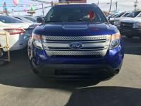 2015 Ford Explorer 4dr SUV