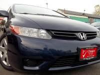 2006 Honda Civic LX 2dr Coupe w/Manual