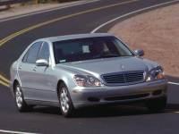 2001 Mercedes-Benz S-Class 4dr Sdn 4.3L Car