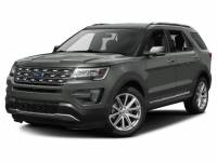 2017 Ford Explorer Limited 4WD 4WD