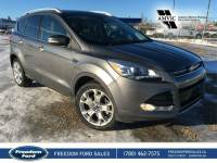 Used 2014 Ford Escape Titanium Leather, Navigation, Sunroof Four Wheel Drive 4 Door Sport Utility