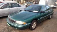 1998 Buick Skylark Custom 4dr Sedan