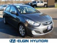 Used 2012 Hyundai Accent 4dr Sdn Auto GLS For Sale Elgin, Illinois