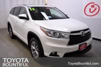 2015 Toyota Highlander XLE 4dr SUV
