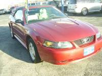 2003 Ford Mustang Deluxe 2dr Convertible