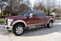 2012 Ford F-250 Super Duty 4x4 King Ranch 4dr Crew Cab 6.8 ft. SB Pickup