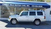 2007 Jeep Commander Limited 4dr SUV 4WD