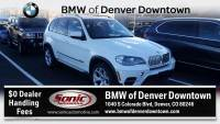 Certified Used 2013 BMW X5 xDrive35d near Denver, CO