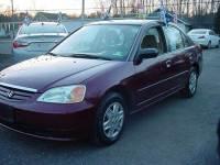 2003 Honda Civic LX 4dr Sedan