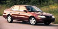 Pre-Owned 2000 Toyota Corolla 4dr Sdn VE Auto FWD 4dr Car
