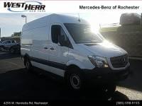 2015 Mercedes-Benz Sprinter-Class Van Cargo Van