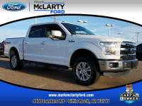 Pre-Owned 2015 FORD F-150 4WD SUPERCREW 145 LARIAT Four Wheel Drive SuperCrew Cab Styleside