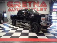 2010 Ford F-250 SD LIFTED XLT FX4 DIESEL CREW 4X4 LEATHER LOADED 84K!
