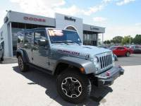 2014 Jeep Wrangler Unlimited Rubicon X in Albuquerque, NM