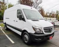 Pre-Owned 2015 Mercedes-Benz Sprinter Cargo Van 3500 Extended Cargo Van