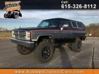 1987 Chevrolet V10 Blazer 4WD