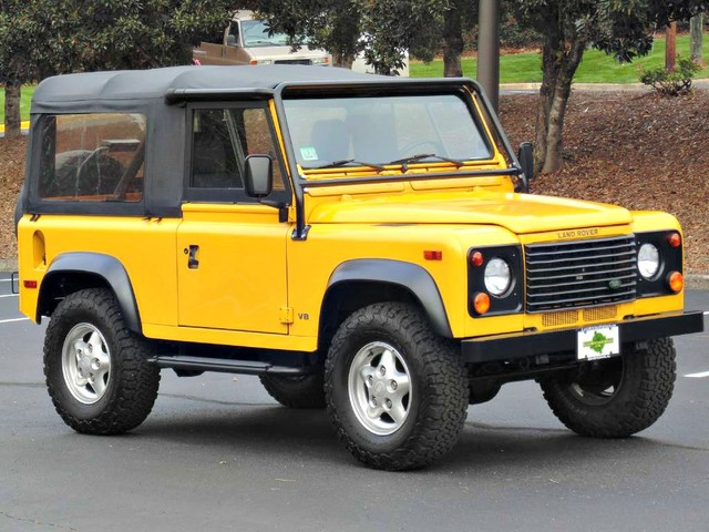 Photo 1997 Land Rover Defender 90 Soft Top