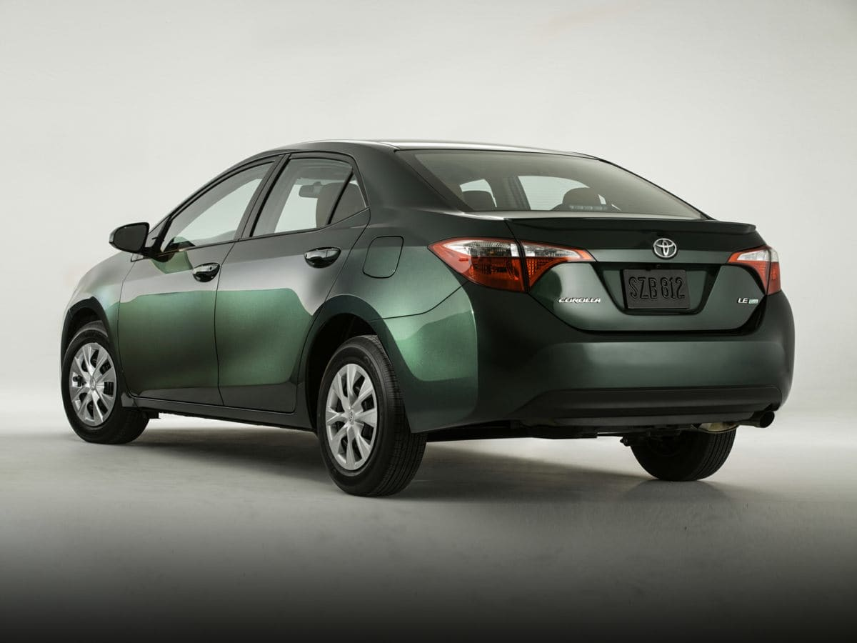 Photo Pre-Owned 2015 Toyota Corolla S Plus Sedan For Sale  Raleigh NC