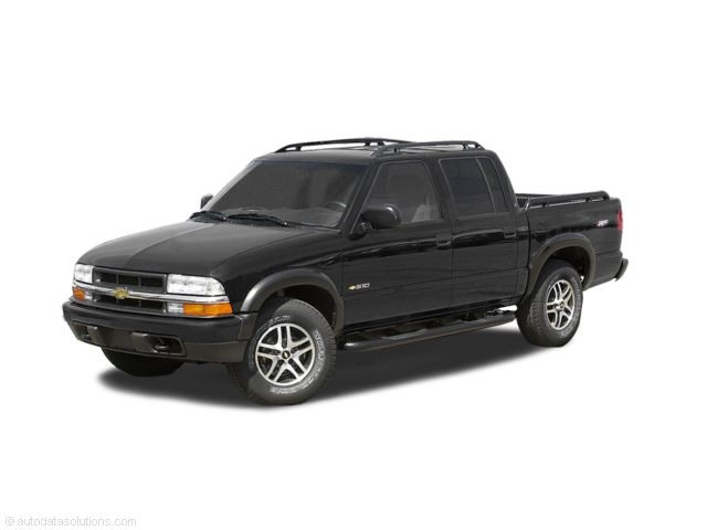 Photo Used 2003 Chevrolet S-10 LS Truck Crew Cab in Hazelwood  Greater St. Louis MO