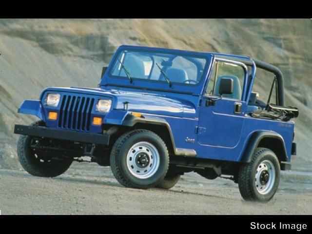 Photo 1995 Jeep Wrangler S SUV