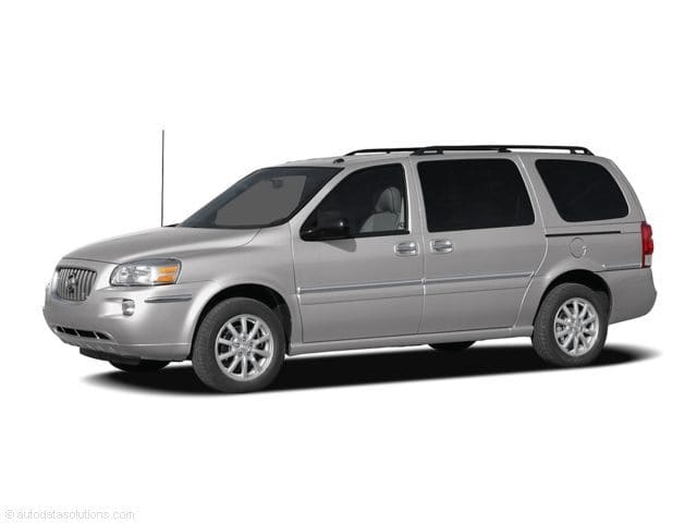 Photo 2006 Buick Terraza CXL MinivanVan