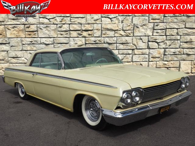 Photo Pre-Owned 1962 Chevrolet Impala Coupe